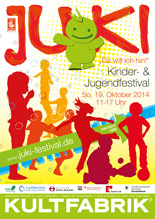 JUKI2014 Plakat button