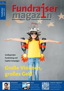 cover fundraiser magazin title 2017 3